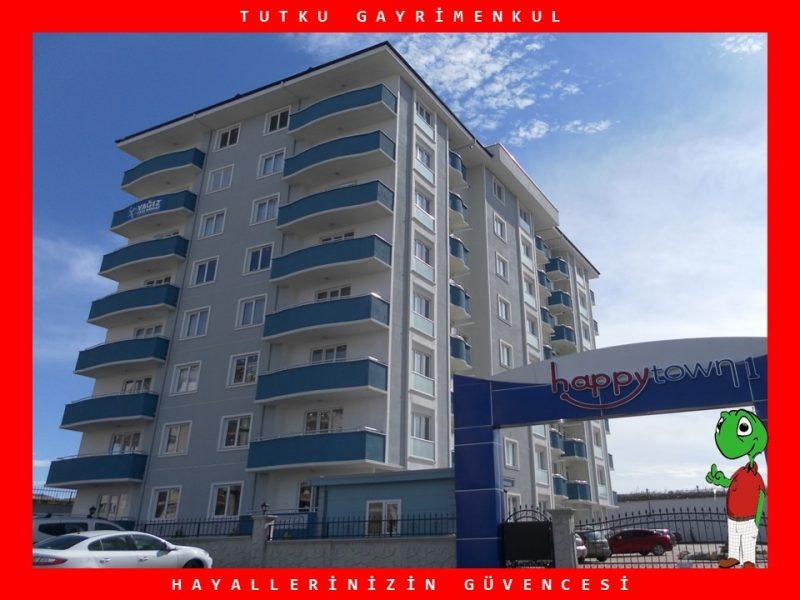 HAPPY TOWN SATILIK 2+1 DAİRE – TUTKU GAYRİMENKUL