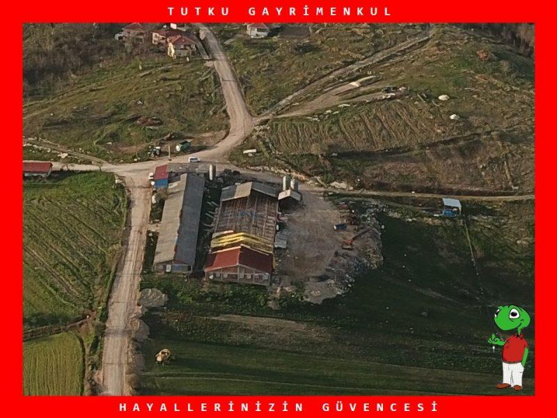 KOCAELİ/DERİNCE TAHTALI'DA YATIRIMLIK 2.675 TARLA – TUTKU GEBZE