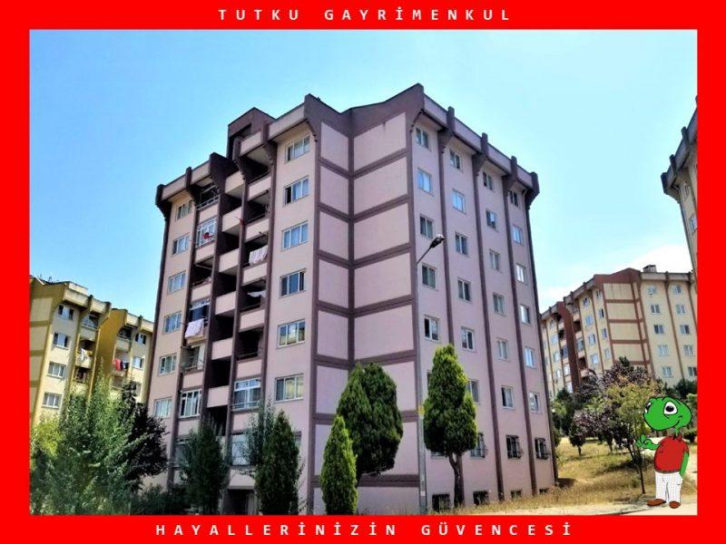 KAPARO ALINDI–ŞEKERPINAR TOKİ KONUTLARIN'DA SATILIK 2+1 DAİRE