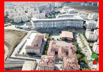 CADDE ALYANS SİTESİNDE SATILIK 3+1 A 179 m² LÜX DAİRE