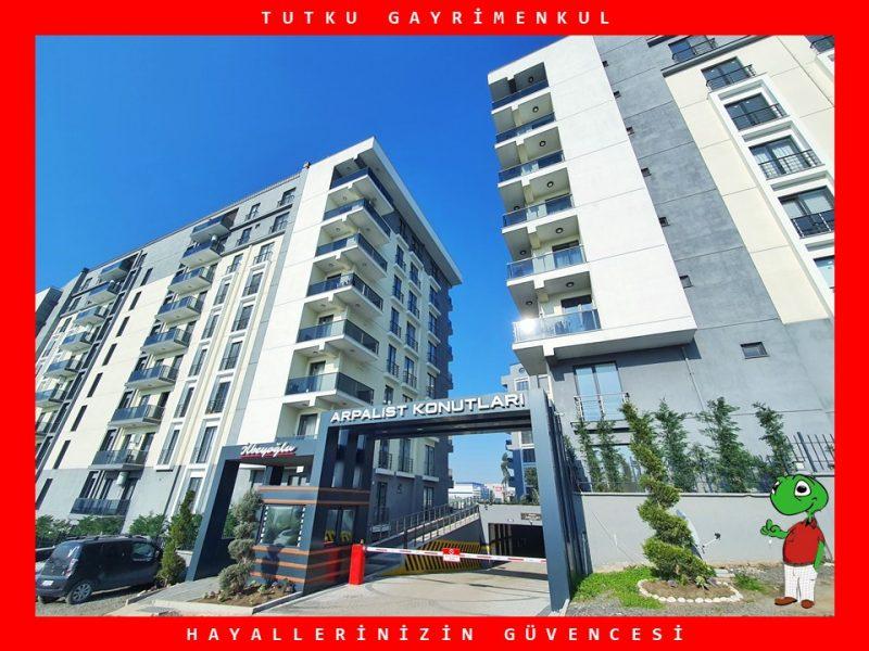 ÇAYIROVA ARPALİST SİTESİNDE SATILIK 3.5+1 168 m² LÜX DAİRE