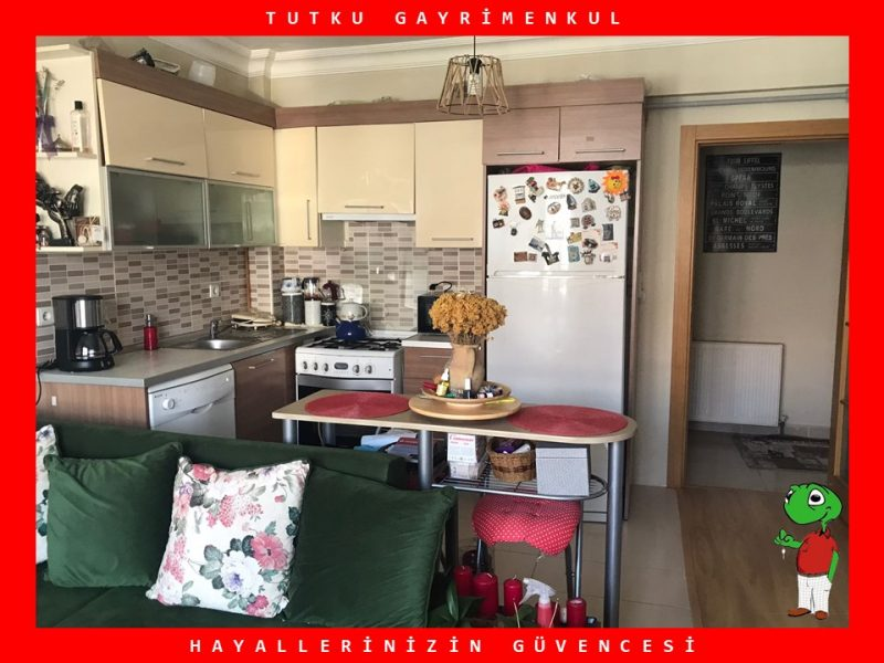 MUTLUKENT HOME PLUS SİTESİNDE SATILIK 1+1 DAİRE