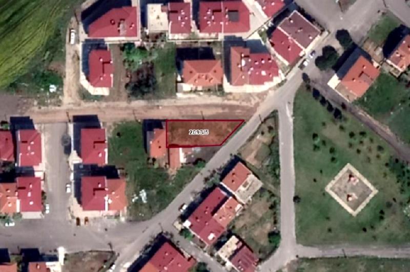 TEKİRDAĞ ÇORLU HATİP MAHALLESİ'NDE SATILIK 475m² İMARLI ARSA